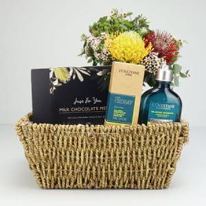 Gentlemen`s Gift Basket