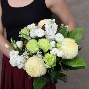 The Bonny White Bouquet