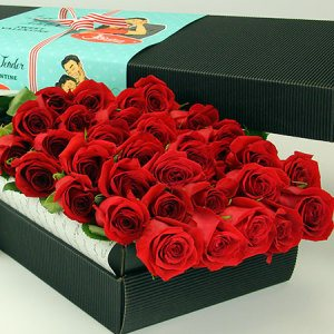 Two Dozen Red Rose Offer - One Week Only