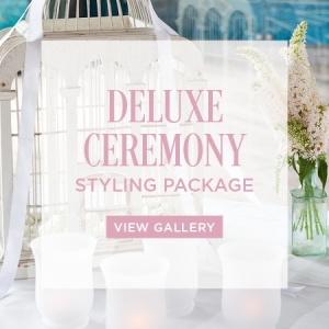 Wedding Ceremony Package - Deluxe