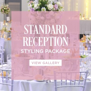 Wedding Reception Package - Standard