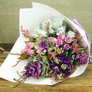 Wild Springtime Bouquet