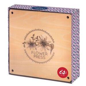 Wooden Flower Press Gift