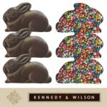 Kennedy and Wilson Freckle Easter Bunnies 90g (Sydney Only)