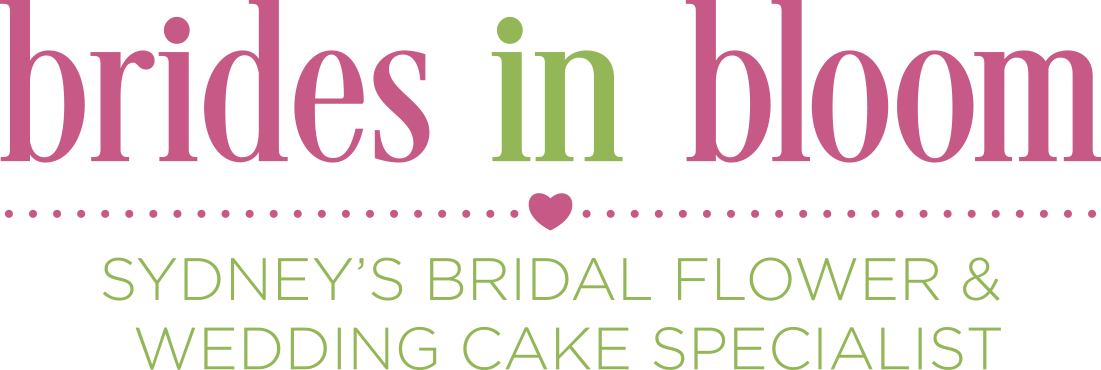 Brides in Bloom - Sydney's Bridal Flowers and Wedding Cake Specialist