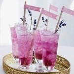Delicious cocktails inspired by Pantone`s 2014 Colour of the Year Radiant Orchid