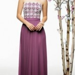 Radiant Orchid Pantone 2014 Colour of the Year Bridesmaid Dress Inspiration