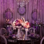 2014 is the Year of the Decadence when it comes to flowers. Check out this event theming inspired by Pantone`s 2014 Colour of the Year, Radiant Orchid
