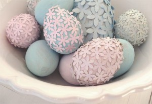 Gorgeous Decorated Easter Eggs
