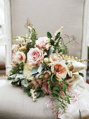Blake Lively`s wedding bouquet