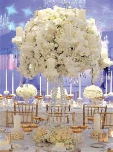 Ivanka Trump wedding flowers