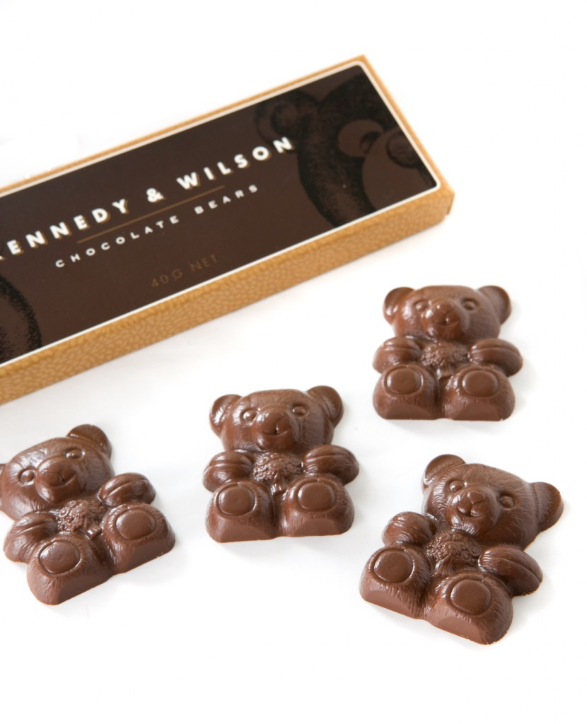 Ken nedy & Wilson Chocolate Bears