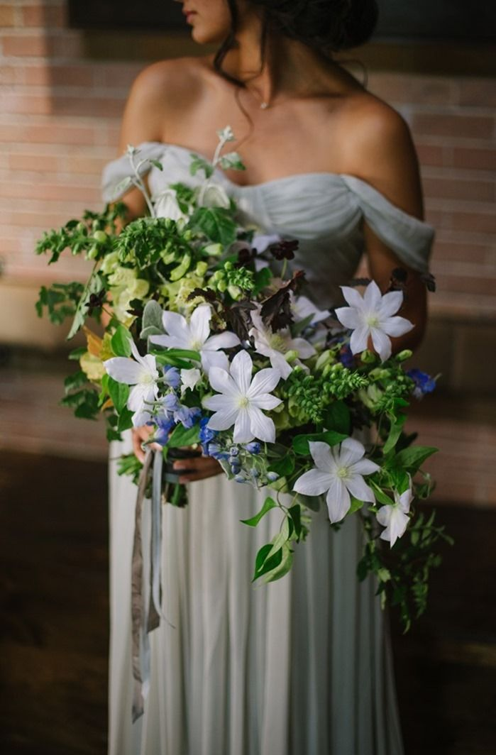 1920`s inspired wedding bouquets