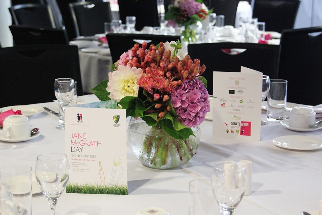 Jane McGrath High Tea